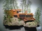 Graham House (On the Rocks With Arthur Erickson)