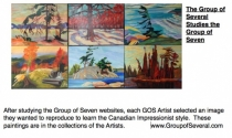 2016 GOS studies the Group of Seven Collection